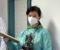 """Проф. д-р Лилия Пекова е носител на голямата награда """"Добрият Самарянин"""" за 2020 г."""