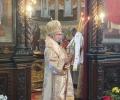 Митрополит Киприан възглави Василиева св. Литургия на 1 януари 2021 г. в Стара Загора