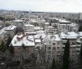 Снеговалежът в Стара Загора не създаде проблеми