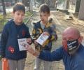 ВМРО подарява патриотични мартеници в Стара Загора