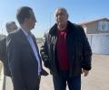 Премиерът Борисов посети новата пречиствателна станция в Чирпан