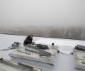 Общината започна ремонт на покрива на Старозагорската опера
