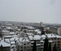 Снегопочистването на улиците в Стара Загора започна през нощта, няма сигнали за проблеми
