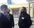 Министър Терзийски на работни срещи с полицаите в Казанлък, Мъглиж и Раднево