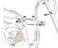 Въвежда се временна организация на движението за пешеходци в района на Летния театър