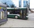 Промяна в разписанието на вътрешноградските автобусни и тролейбусни линии в Стара Загора от 16 април