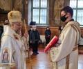 Митрополит Киприан ще отслужи днес Св. Златоустова литургия в катедралния храм