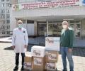 """Посолството на САЩ в България дари машини за PCR анализи на УМБАЛ """"Проф. д-р Стоян Киркович"""""""