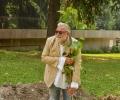 Владо Пенев посади своя липа и откри звезда с името си в Стара Загора