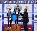 Две републикански титли завоюва Ангелина Кръстева на 25-ото държавно първенство по канадска борба
