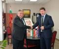 Посланикът на Обединеното кралство на Великобритания и Северна Ирландия в България Роб Диксън посети Тракийския университет