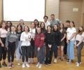 """Наградата Large Team Award спечелиха гимназисти от ГПЧЕ """"Ромен Ролан"""""""