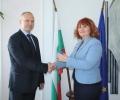 Новият областен управител в Стара Загора Иван Чолаков встъпи официално в длъжност
