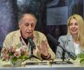 Кинокритикът Божидар Манов събра в нова книга срещите си със звездите на световното кино