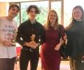 Две награди спечели филм на старозагорски ученик