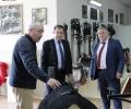 Министърът на земеделието проф. Христо Бозуков посети Тракийския университет