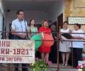 Кандидати за народни представители от ГЕРБ – СДС споделиха празника на жителите на с. Бъдеще