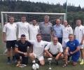 Отборът на ОДМВР Стара Загора - първи на футболния турнир по повод Професионалния празник на МВР 5 юли