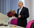 Проф. Иван Станков представи новата си книга