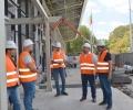 НКЖИ склони за зелени елементи по фасадата на жп гара Стара Загора, по искане на старозагорци