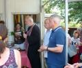 Дарение на Ротари клуб Стара Загора-Берое ускорява строителството на храм