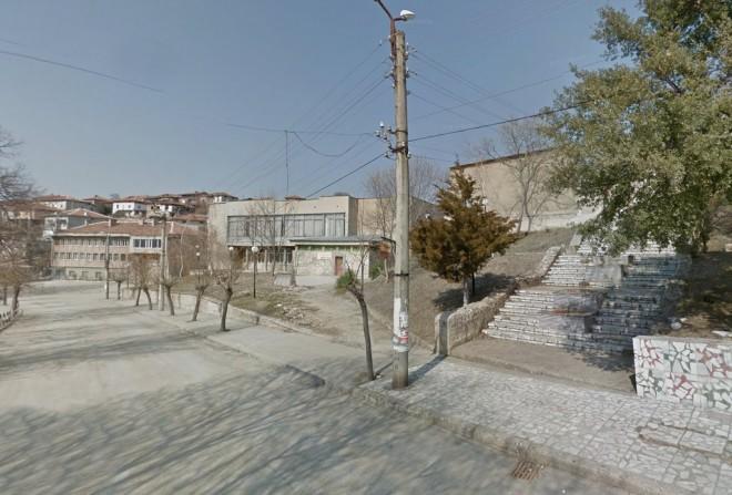 Петрово - център. Снимка: Карти Гугъл