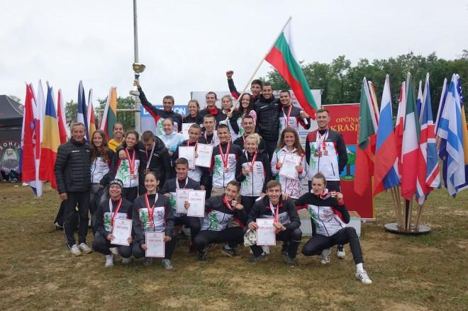 Националният отбор на България