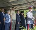 Наградиха 37 военнослужещи за празника на бригадата в Стара Загора