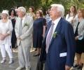 Учебната година в ПГКНМА започна в нова сграда, присъстваха патронът проф. Минко Балкански и посланикът на Франция Флоранс Робин