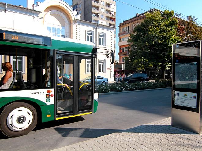 avtobus gradski 660